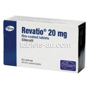 Buy Revatio Australia